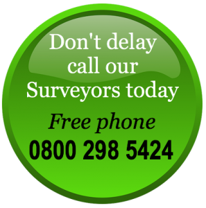 Don't detay call our surveyors today